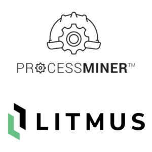 ProcessMiner Partners with Litmus to Offer Leading Edge Computing and Artificial Intelligence Platforms for Manufacturing1
